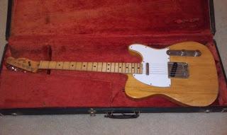 Craigslist Vintage Guitar Hunt: 1976 Fender Telecaster in ...