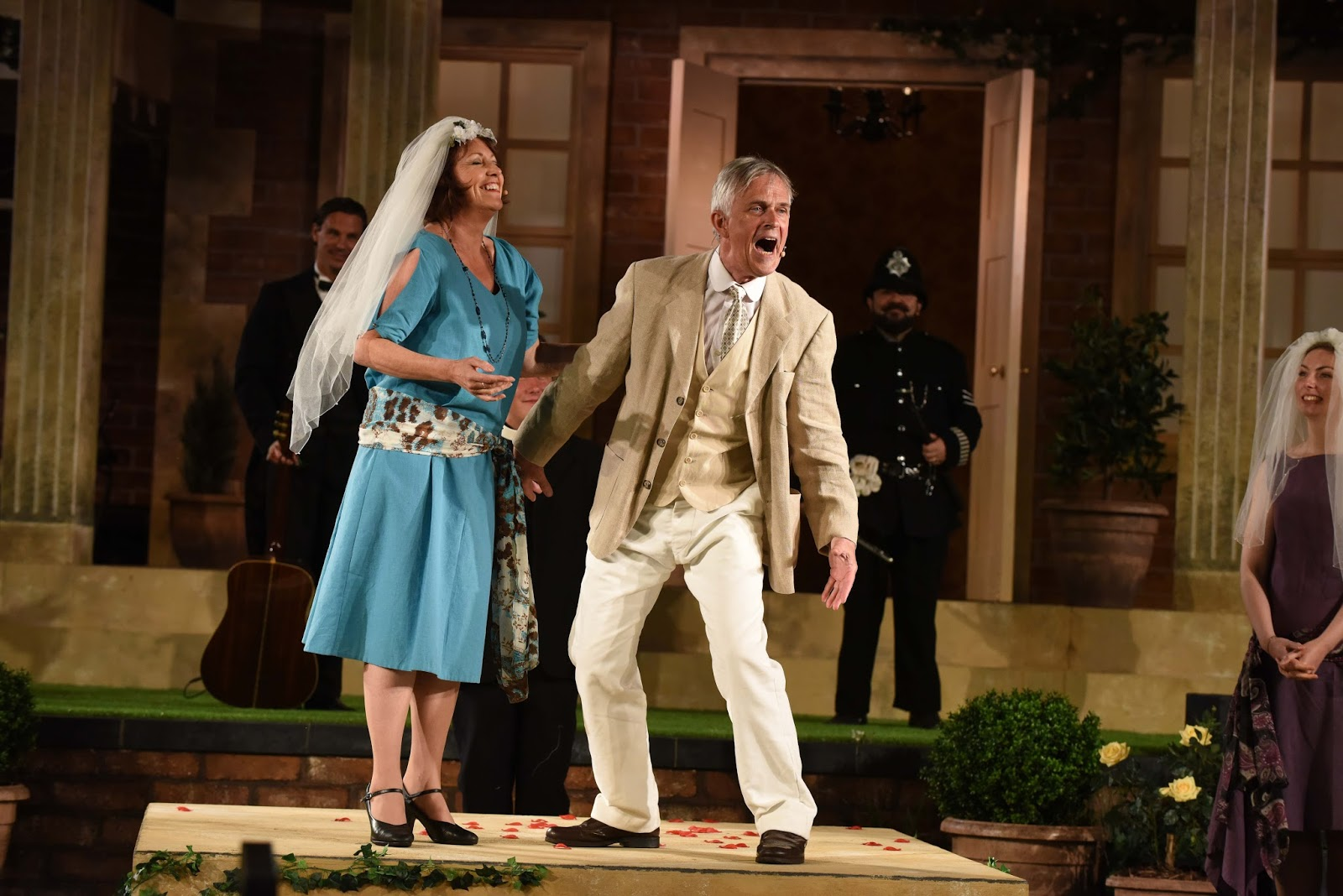 Comparing the Play versus the Film of William Shakespeare's Much Ado About Nothing