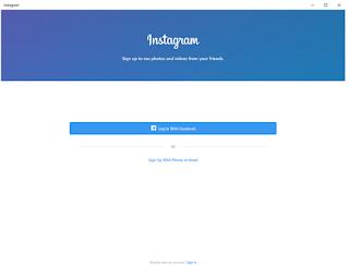Begini Cara Menggunakan Instagram Di Windows 10 dengan benar