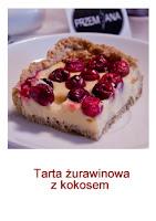 http://przysmakikarolki.blogspot.com/2017/11/tarta-z-budyniem-kokosowym-i-zurawina.html
