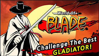 World Of Blade Blade Master V2.3.1 MOD Apk ( Unlimited Money )