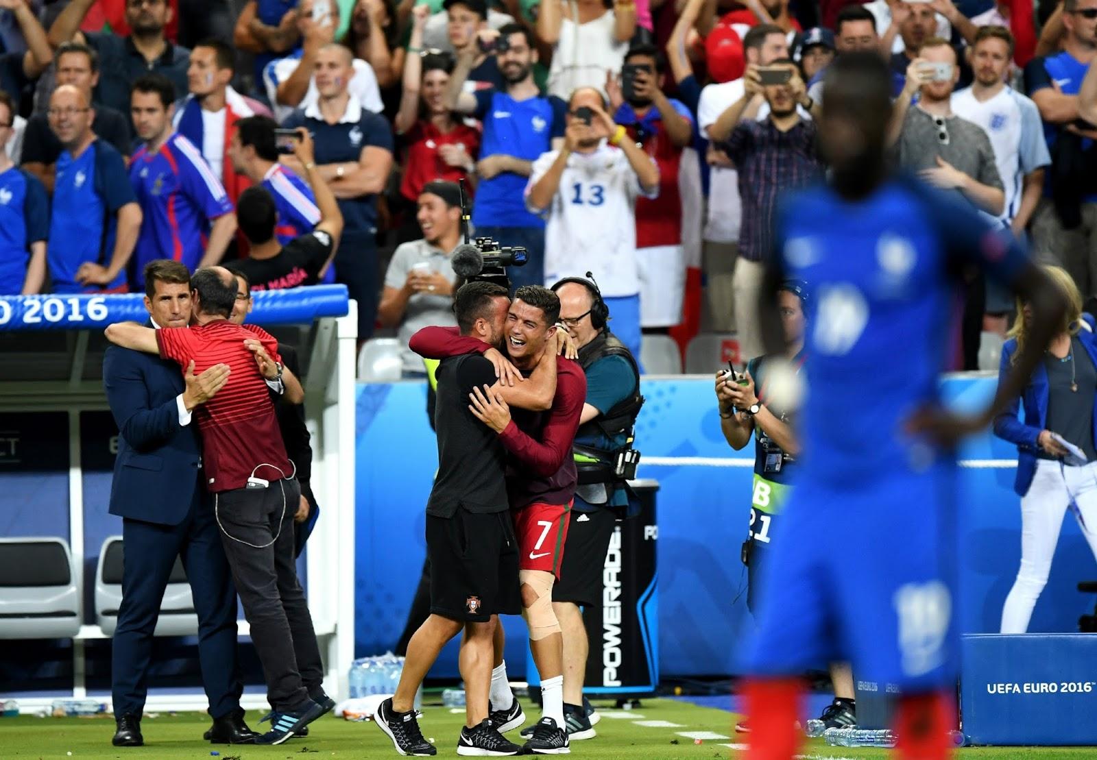 PORTUGAL EURO 2016 B