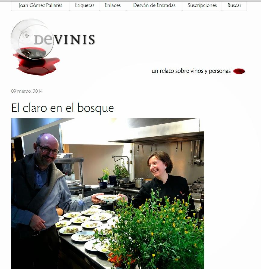 Lista blog de Vino