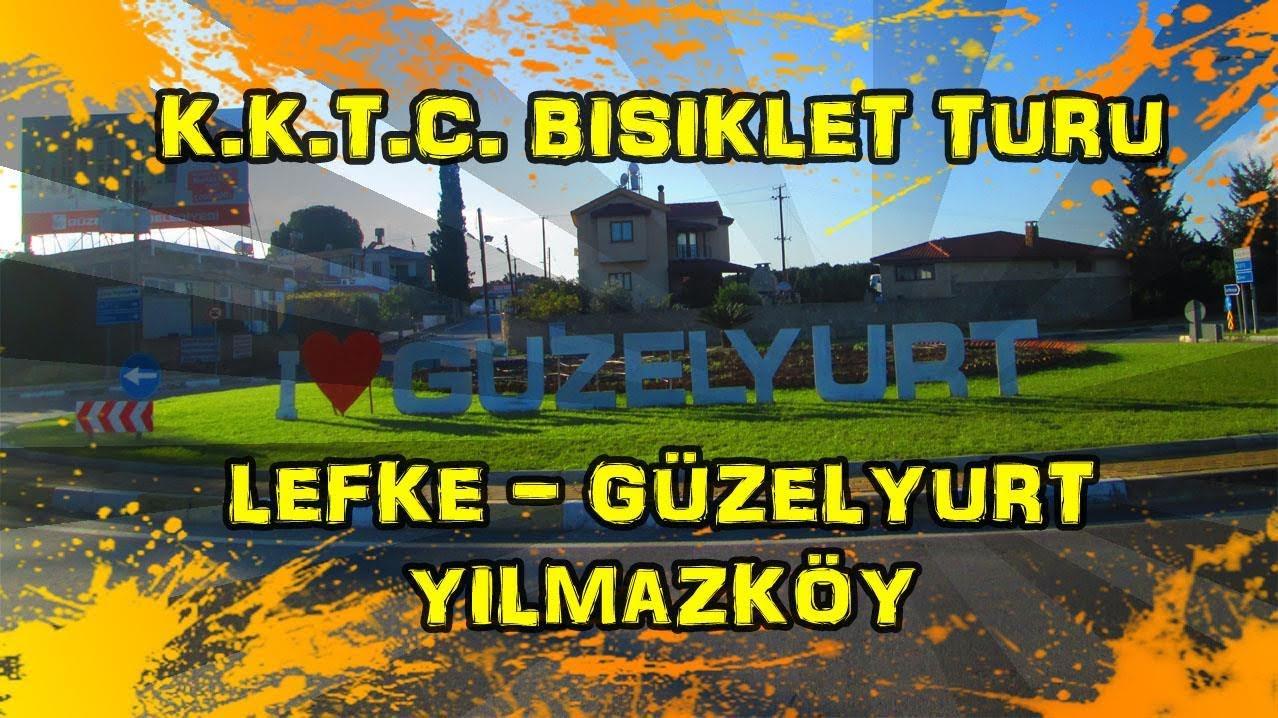 2018/12/14 K.K.T.C. Bisiklet Turu - Yeşilyurt ~ Güzelyurt ~ Yılmazköy