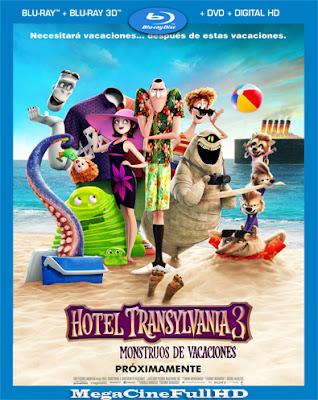 Hotel Transylvania 3 Full HD 1080P Latino
