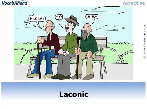 laconic -#main