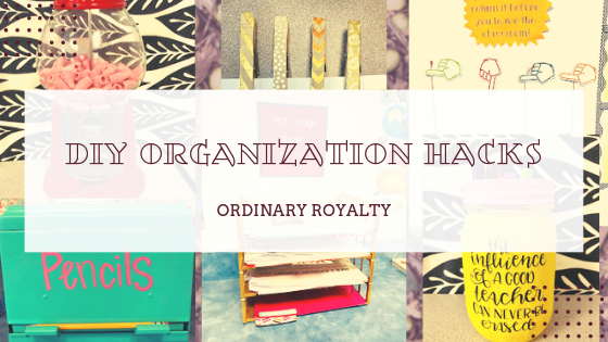 10 DIY Office Organization Hacks