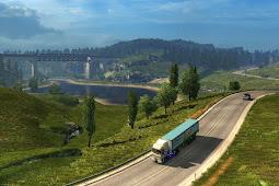 Euro Truck Simulator 2 V1.32.3 Full Version + All DLC