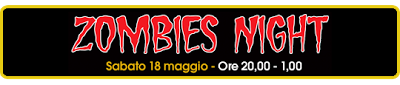 Zombies Night Torino