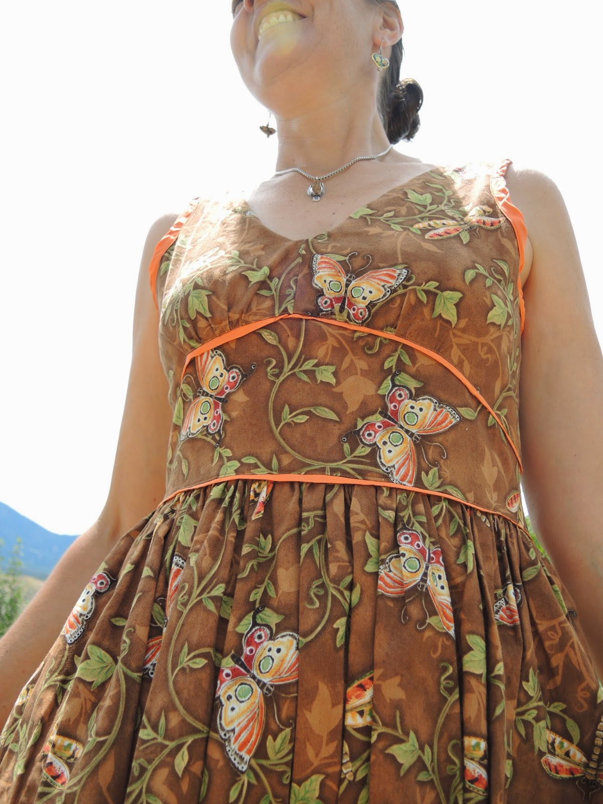 Sew Gadenzia The Marilyn Dress
