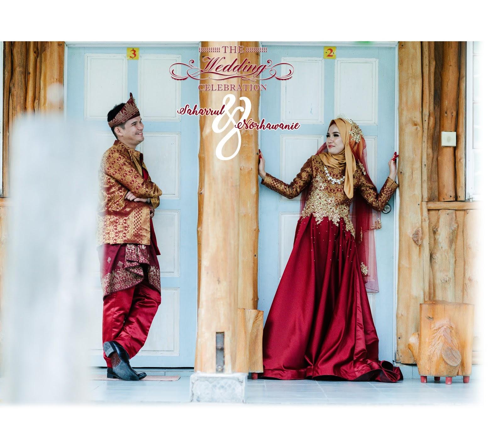 Norhawanie + Saharrul