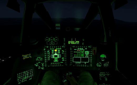 Arma3用高品質なAH-64D攻撃ヘリMOD