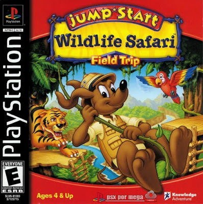 descargar jumpstars wildlife safari psx mega