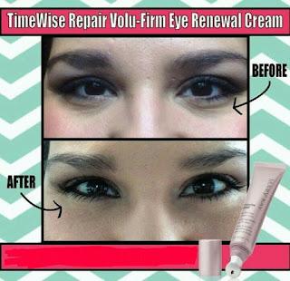Testimoni Mary Kay Eye Renewal Cream