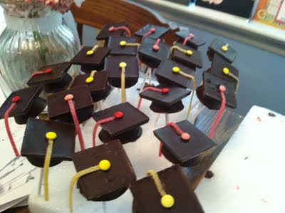 Cooking With Jilly Graduation Cake Pops