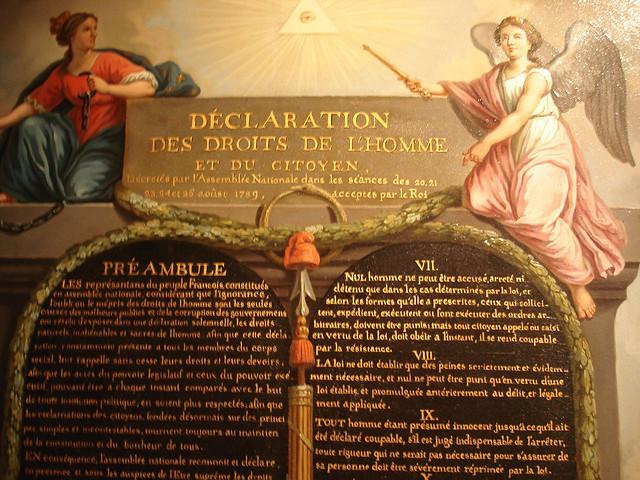 Déclaration des droits de lhomme tous les textes en ligne Lexilogos