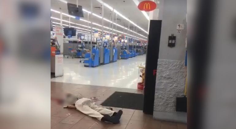 Apšaudē lielveikalā Teksasā desmitiem bojā gājušo