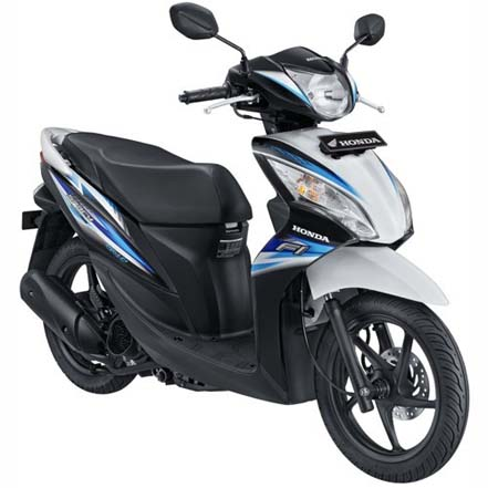 Honda Spacy Terbaru 2017