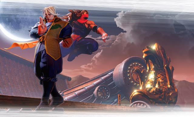 Zeku llegará a Street Fighter V el próximo día 24