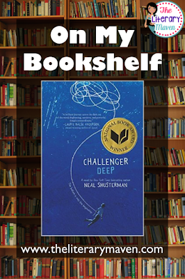 Challenger Deep by Neal Shusterman portrays the terrible reality of a teenager suffering from mental health issues. In his head, Caden is aboard a ship headed for the deepest part of the sea; in reality, his behavior is growing increasingly concerning to family and friends. Read on for more of my review and ideas for classroom application.