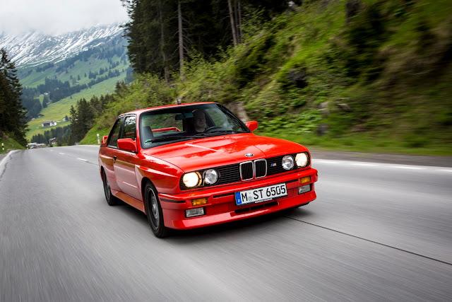P90233586 highRes 30 χρόνια με BMW M3 – η ιστορία ενός εμβληματικού μοντέλου (Photos)