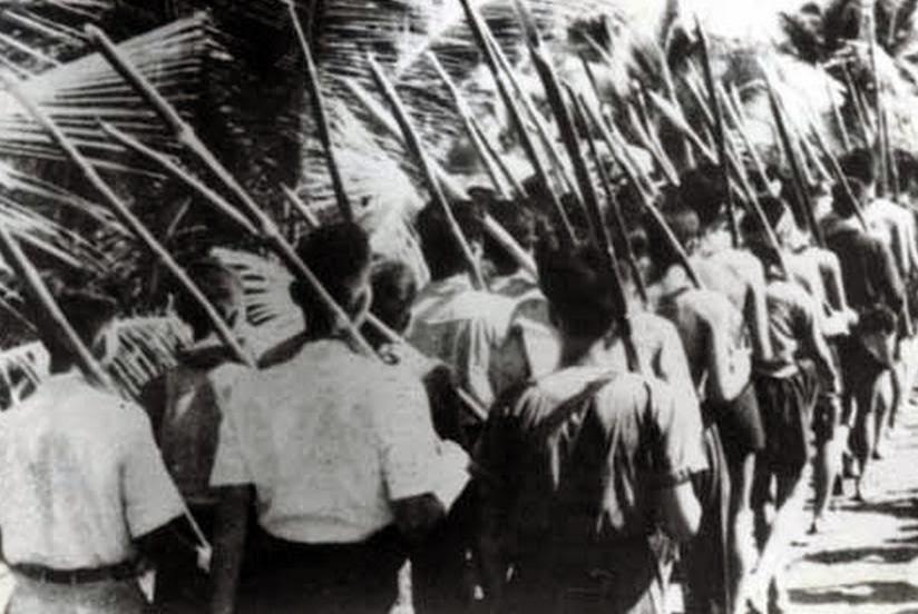 Gậy Tầm Vông Nam Bộ (Tháng 9-1945)