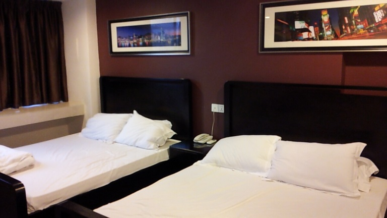 Salah Satu Contohnya Adalah Ketika Saya Memesan Sebuah Kamar DiCrossroads Hotel Yang Terletak Di Jalan Raja Muda Abdul Aziz No 1 Kuala Lumpur Dengan