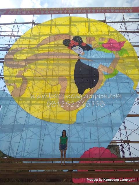Moon Cake Festival Di Singkawang