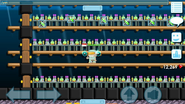 Cara Profit di Growtopia dengan Science Station