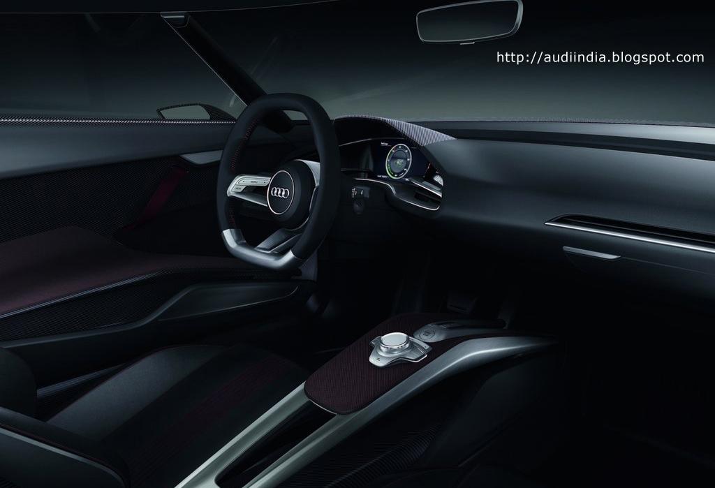 Komisch Audi E Tron Interior Wallpapers