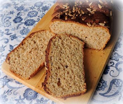 Easy No Knead Rye Bread