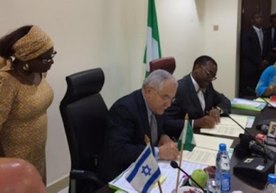 Israeli Embassy introduced new visa procedure for Nigerians