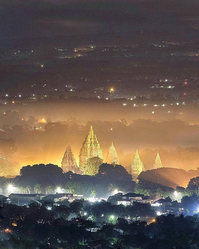 Prambanan temple, Central Java, Indonesia