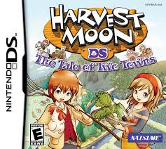 Free Download Harvest Moon The Tale Of 2 Towns Game NDS Untuk Komputer Full Version ZGASPC