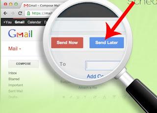Schedule In gmail