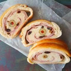 Receta para preparar pan de jamón venezolano