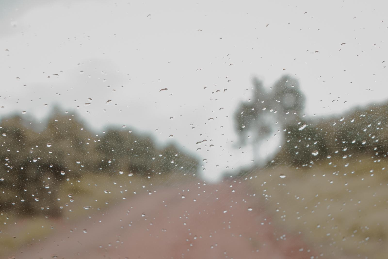vidro gotas de chuva