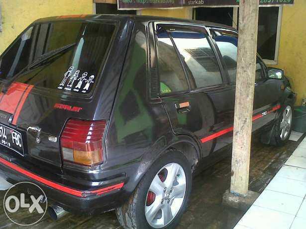 Starlet MURAH Tipe XL 1986 1000 CC - JAKARTA - LAPAK MOBIL ...