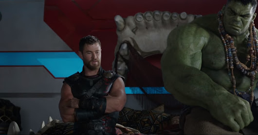 Thor Ragnarok is out now on the www.reeltimemoviereview.com Spoilers alert!!!!