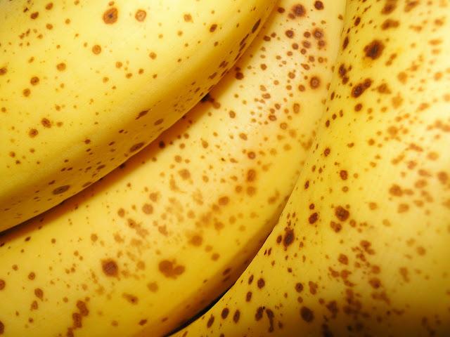 Plátano maduros con canela