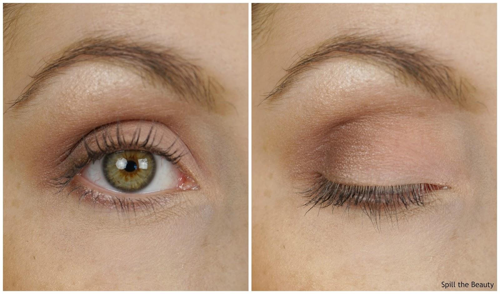 Mac Fashion Pack Collection Runway Worthy Eyeshadow Palette look eye