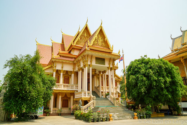 Wat Langka - Phnom Penh - Cambodge
