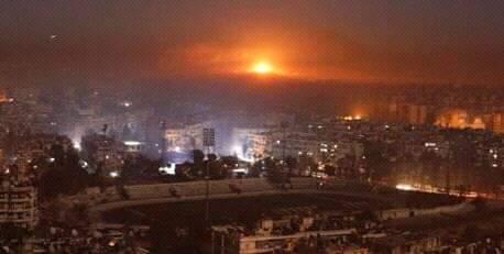 URGENTE: nuevo ataque quimcio en Siria.