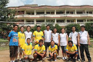 TCV Chauntra Staff Day