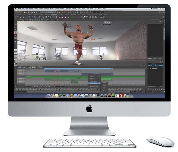 Autodesk Maya 2018 1 MacOSX Free Download