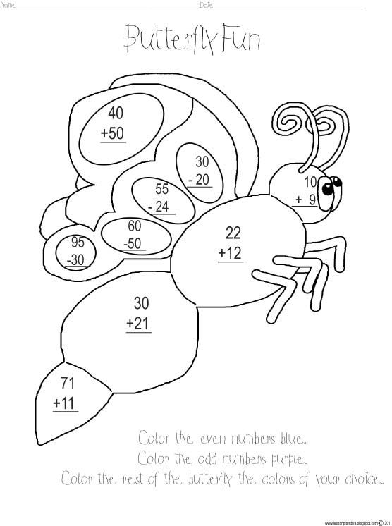 Free Printable Worksheets For 1st Grade