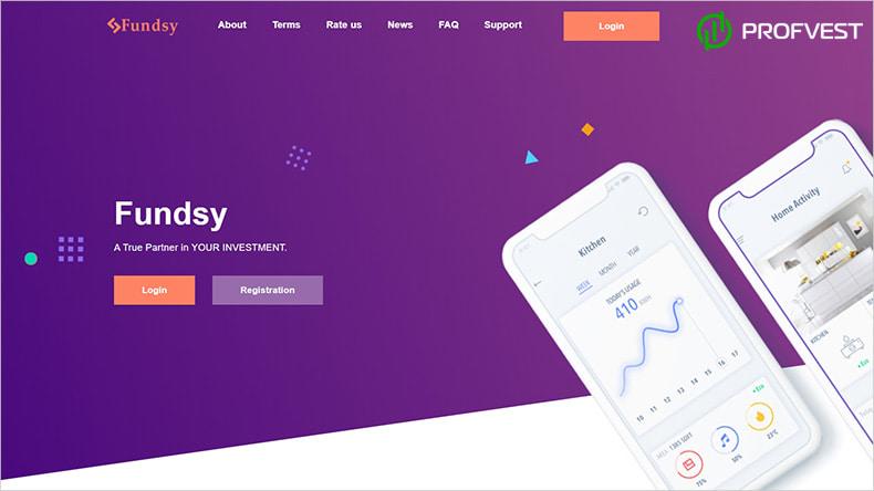 Fundsy обзор и отзывы HYIP-проекта
