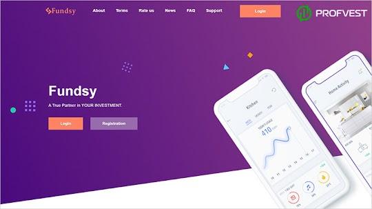 Fundsy: обзор и отзывы о fundsy.pro (HYIP платит)