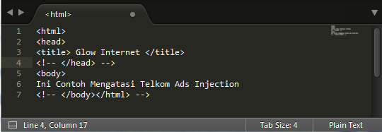 Script Anti Ads Injection Pada Website