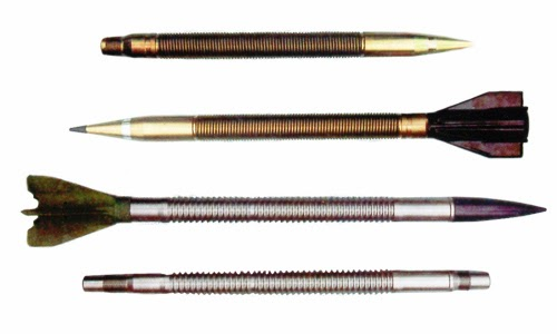 152mm APFSDS vs 120mm APFSDS152mm APFSDS vs 120mm APFSDS